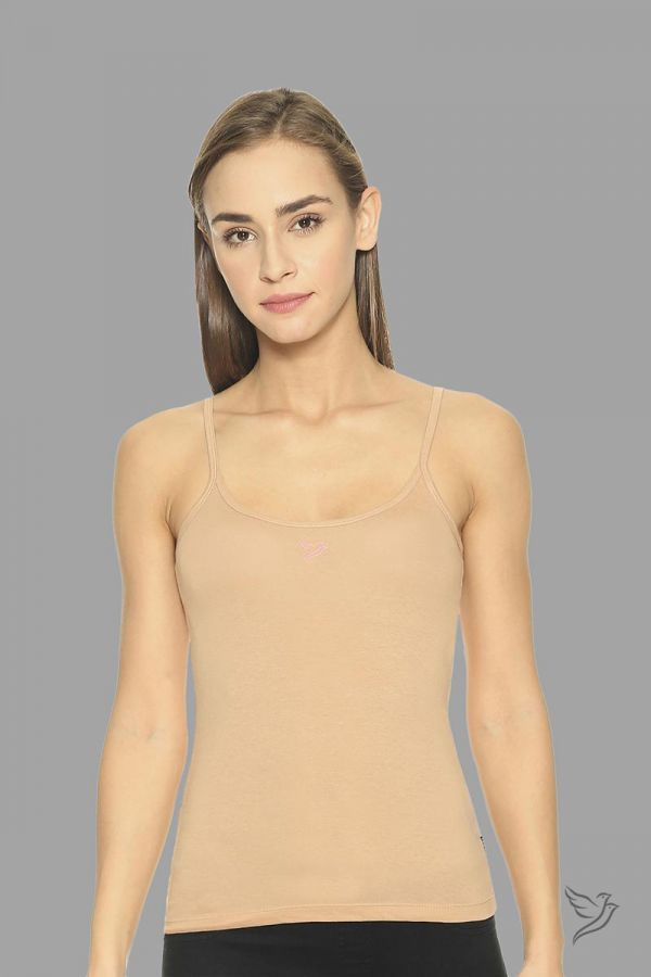 Twinbirds Natural Skin Camisole With Adjuster